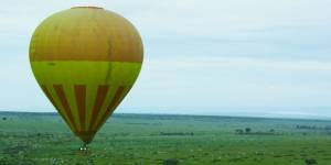 Balloon Safari of the Maasai Mara