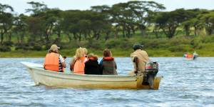 Lake Naivasha Boat Exhursion